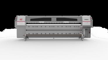 Solvent Baskı Makineleri